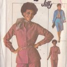 SIMPLICITY PATTERN 7703 MISSES' TOP, PANTS AND SKIRT SIZE 14