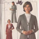 SIMPLICITY PATTERN 7821 MISSES' JACKET, SKIRT AND PANTS SIZES 40 & 42
