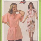 SIMPLICITY PATTERN 8268 MISSES PULLOVER DRESS OR TUNIC SIZE MEDIUM 14/16
