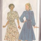SIMPLICITY PATTERN 8335 MISSES' DRESS IN 2 VARIATIONS SIZE 10