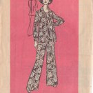 PRINTED PATTERN 9039, DATED 1975, MISSES' 3 PC PANT SET SIZE 16