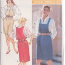 Butterick pattern 6565 J G HOOK Misses' jumper, shirt sizes 12/14/16 uncut