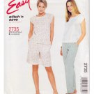 McCALL'S PATTERN 2735 DATED 2000 MISSES' DRESS, JACKET SIZES 16-18-20-22 UNCUT