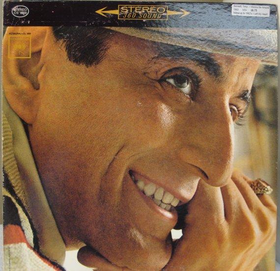Tony Bennett I Wanna Be Around 1963 LP