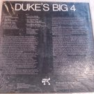 Duke Ellington Duk's Big 4 1974 LP