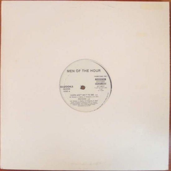 "Men of the Hour - Cops Ain't Sh.t to Me DJ Al Kapone Hip-Hop 12"""