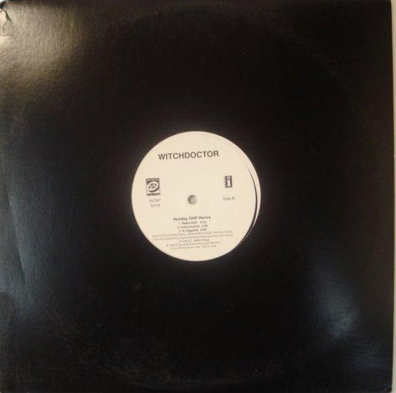 """Witchdoctor - Heaven Comin' Hip-Hop 12"""" LP"""
