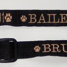 Personalized dog collar Pet ID Tag with name and phone!!