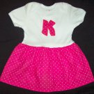 PERSONALIZED Onesie Swirl TUTU DRESS - U PICK FABRIC!