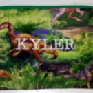 PERSONALIZED School Supplies - Dinosaur Pencil Case!!