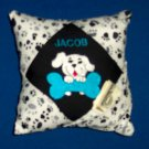 PERSONALIZED tooth fairy pillow - PUPPY DOG DESIGN!