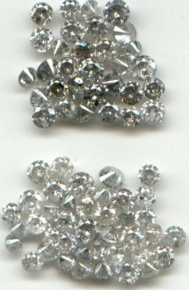 vs to i1  color g/h  0.60 cts to 1.10 cts