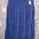 City Blues by KORET Womens Lovely Rayon Boho Skirt Size Medium EUC
