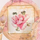 10&quot; Rose Plate  20ct