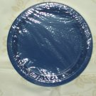"9"" paper plate, party dimensions, solids-navy blue,20ct"