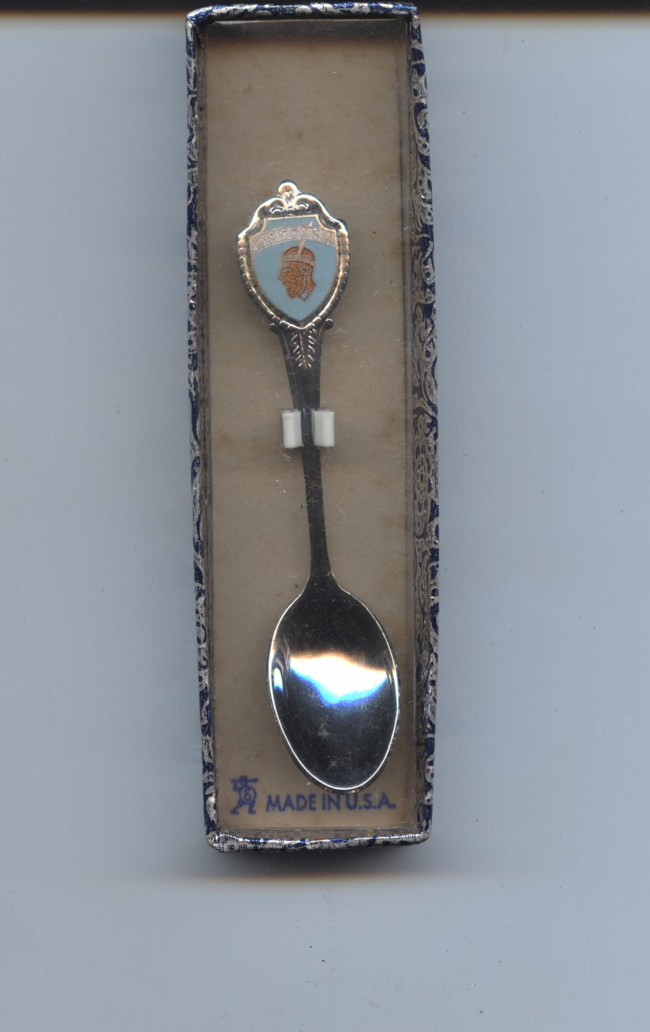 wisconsin collector spoon