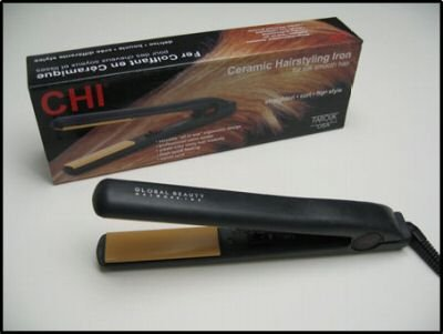 "CHI FLAT IRON CERAMIC HAIR STRAIGHTENER (Original 1"" Chi)"