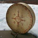 Arctic Shaman Lapp Drum