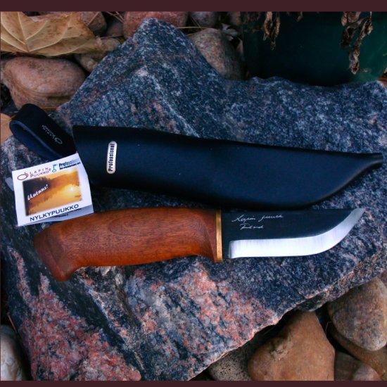 Professional Skinner Puukko Knife
