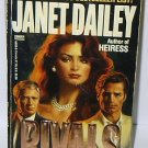 RIVALS by Janet Dailey BOOK FREE U.S. SHIPPING