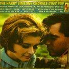 Harry Simeone Chorale GOES POP Mono KAPP LP Record Vinal ALBUM KL-1420