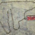 THE WALKING DEAD Unlatchable NECKLACE Chain Apart NEW