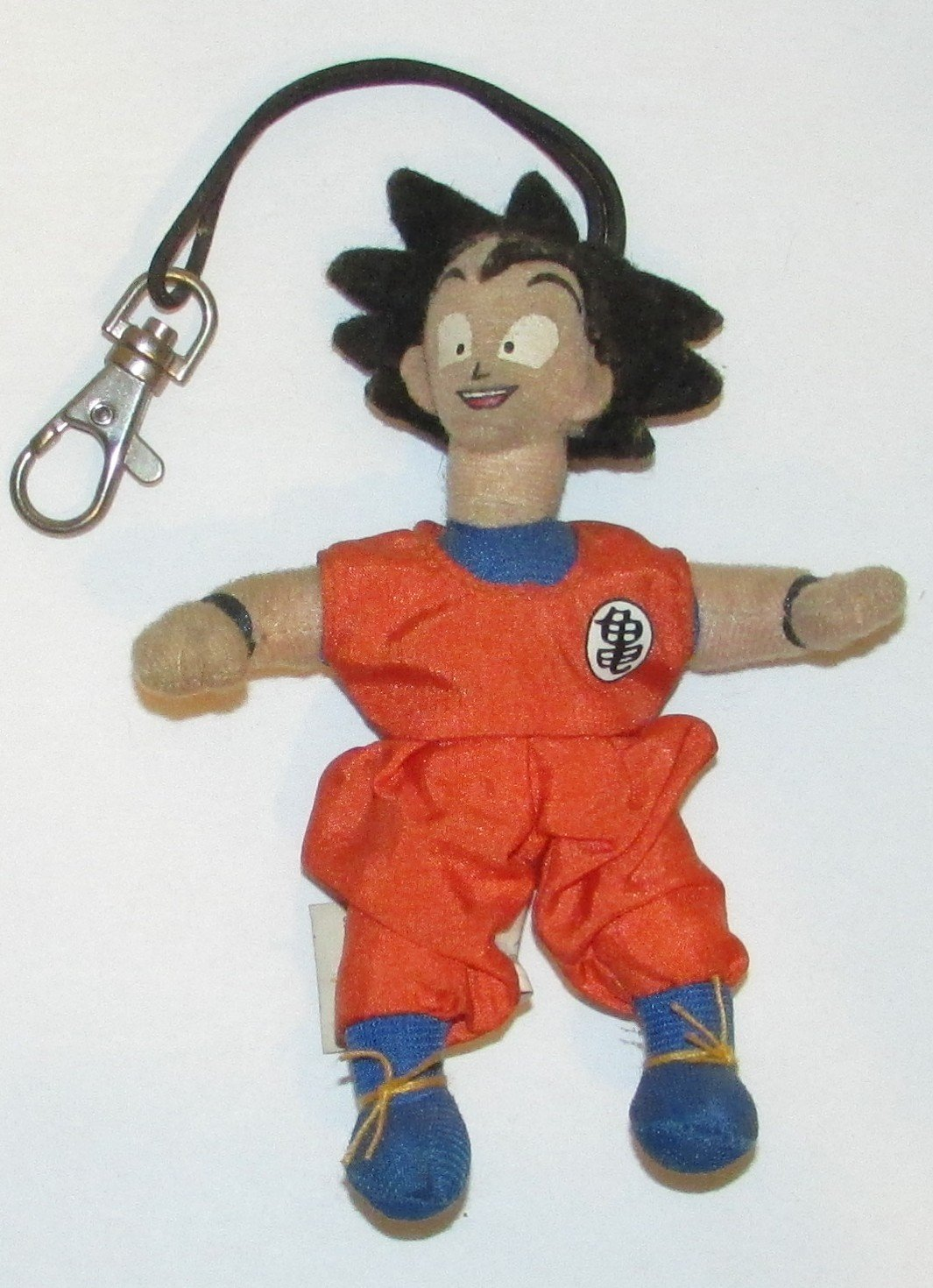 DRAGON BALL Z Anime Cloth with Hat KEY CHAIN Ring Keychain