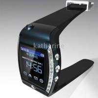 CECT TOUCHSCREEN  CELL WATCH CELL PHONE 1.3 MEGAPIXEL CAMERA,BLUETOOTH,FM