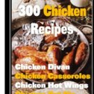 300 Delicious Chicken Recipes
