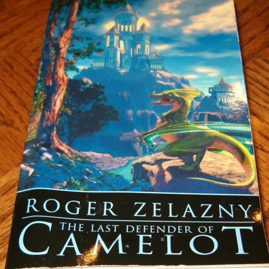 the Last Defender of Camelot- Roger Zelazny