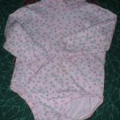 Basic Edition 24mth Pink and flowers Turtleneck