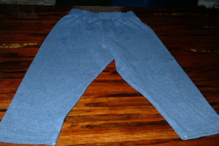 Basics 24mth Blue Leggings