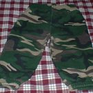 Boys 6-9mth Camo Pattern Sweatpants VGUC