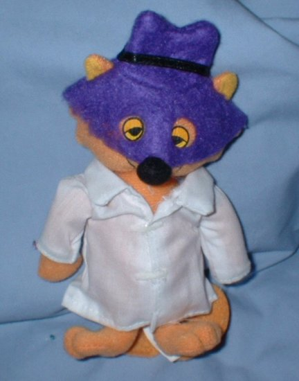 NWOP Secret Squirrel Collectors Figure