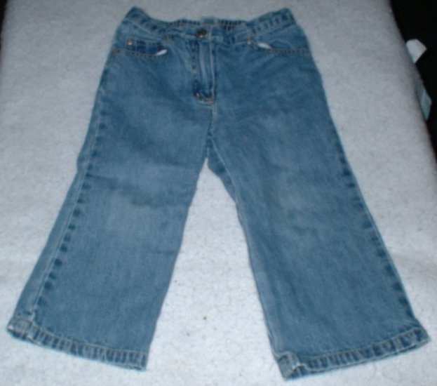 Girls 3T Old Navy 5pocket Light Wash Denim Jeans