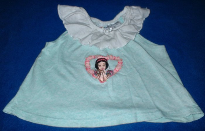 Girls 4T Snow White Disney Top