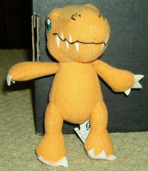 Digimon Agumon Collectors Figure