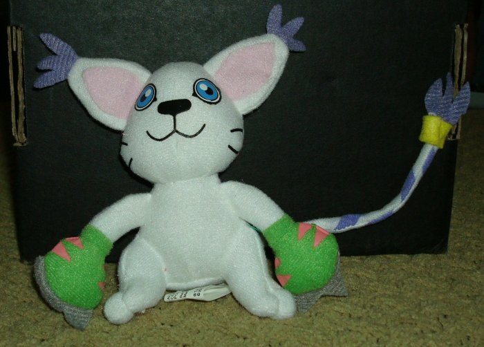 Gatomon Plush Digimon Figure