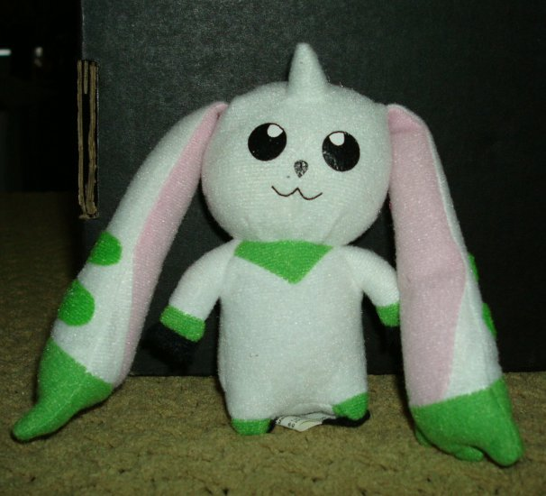 Terriermon Digimon Figure