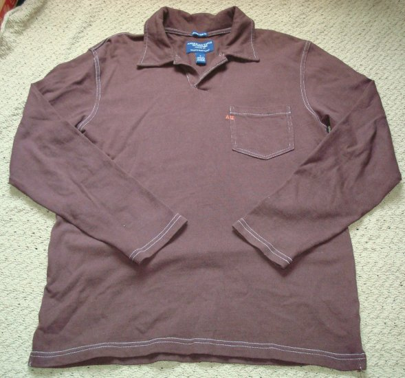 Guys AE LongSleeve Collared Shirt Size Small Vintage Slim