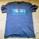 "Guys AE ""Mojo's Blues Palace"" Vintage-look Shirt Size Sm"