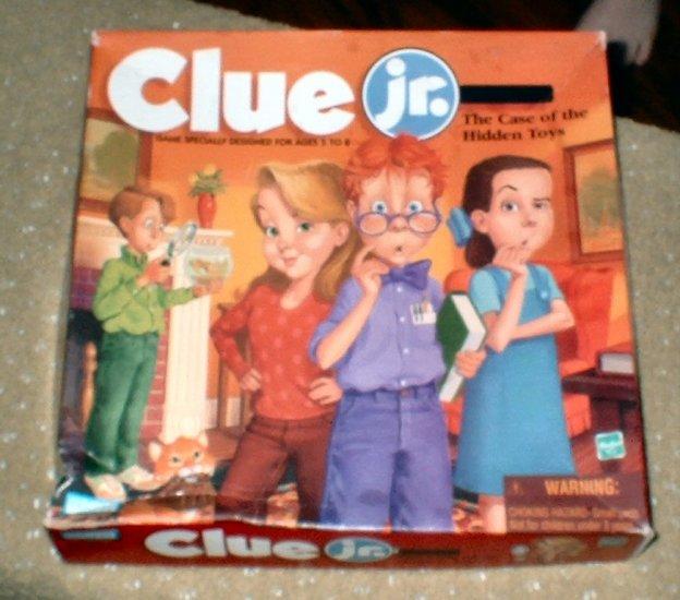 Clue Jr The Case of the Hidden Toys