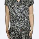 BALI DRESS - IBIZA TIGER GREEN