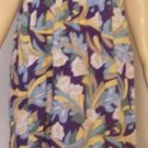 BALI LONG DRESS TAHITI FLOWER