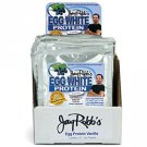 Egg White Protein, Vanilla Powder - Single Serve 24g Protein Packet - Jay Robb