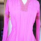 Pink Kurti - Tunic Top