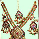 Multi-Color Jewerly Set