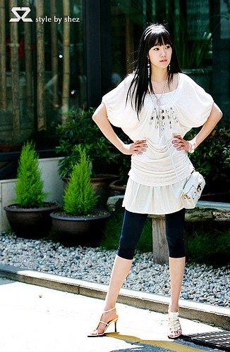 Korean Fashion Wholesale [B2-1290] 2-piece Luxurious Sparkling Dress