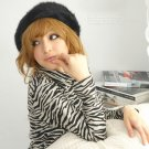 Korean Fashion Wholesale [C2-372] Comfy & Sexy Leopard Long-sleeved Top