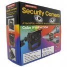 COLOR WEATHERPROOF SECURITY CAMERA
